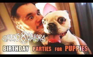 Sirens & Sailors - Birthday Parties For Puppies