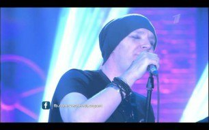Poets Of The Fall - Carnival Of Rust (Live @ Вечерний Ургант, 2013)