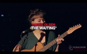 Angel Olsen - The Waiting (Live @ Maxwell's November 10th, 2012)