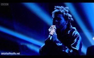 The Weeknd - The Zone (Live @ Later...With Jools Holland, 2012)