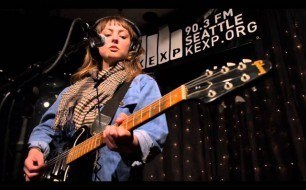 Angel Olsen - Lights Out (Live @ KEXP, 2014)
