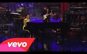 Alicia Keys - Brand New Me (Live on Letterman)