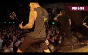 Comeback Kid - G.M. Vincent And I (Live @ Impericon, 2013)