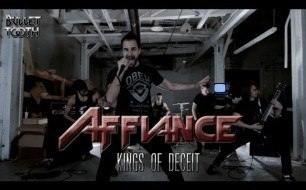 �������� ����������� ���� Affiance - Kings Of Deceit (feat. Dustin Davidson)