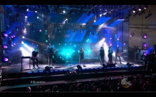 Nine Inch Nails - Various Methods Of Escape (Live @ Jimmy Kimmel, 2013)