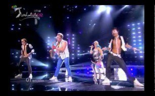 �������� ����������� ���� Sunstroke Project - Run Away (Saxophone Guy Remix) (Live @ Moldova Eurovision, 2010 )