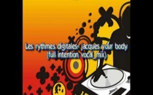 Смотреть музыкальный клип Les Rythmes Digitales - Jacques Your Body (Full Intention Remix)