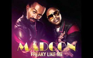 Madcon - Freaky Like Me Feat. Ameerah (Main Mix)