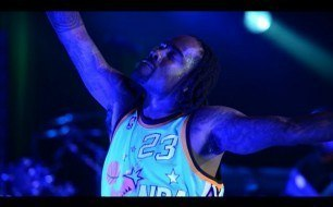Wale - Slight Work and Rack City (Live at SXSW 2012)