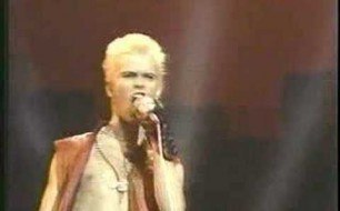Billy Idol - Hot In The City (Live Solid Gold)