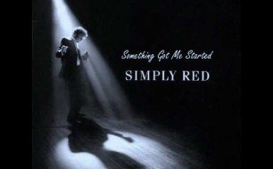 �������� ����������� ���� Simply Red - Something Got Me Started (Remix)