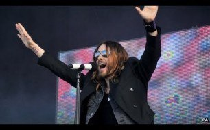 �������� ����������� ���� 30 Seconds To Mars - Do Or Die (Live @ Download Festival, 2013)