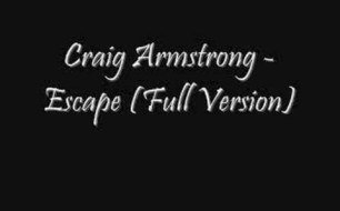 Craig Armstrong - Be Careful There