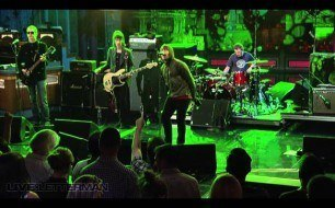 Beady Eye - The Morning Son (Live on Letterman)