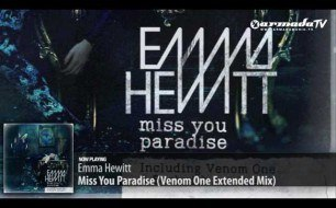 Emma Hewitt - Miss You Paradise (Venom One Extended Mix)
