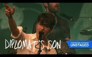 Vampire Weekend - Diplomat's Son (Live Amex UNSTAGED)