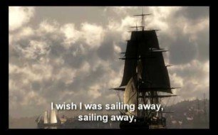 Chris de Burgh - Sailing Away