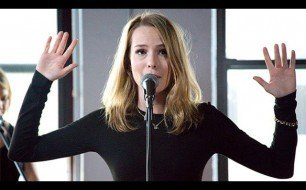 Bridgit Mendler - Ready Or Not (LIVE at Billboard: Tastemakers Session)