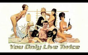 Nancy Sinatra - You Only Live Twice (Main Title Song)