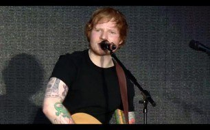 Ed Sheeran - The A Team  (Live @ Summertime Ball, 2014)