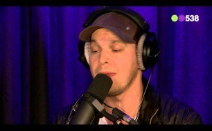 Gavin DeGraw - Not Over You (Live @ Bij Evers Staat Op, 2013)