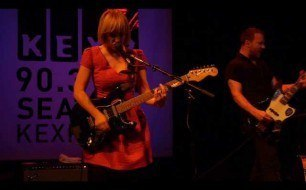 �������� ����������� ���� The Joy Formidable - Live @ KEXP, 2013