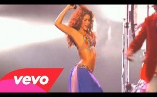 Shakira - Hips Don't Lie ft. Wyclef Jean (live)