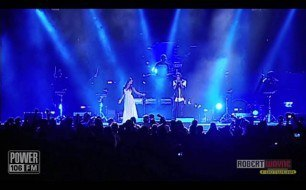 Jhene Aiko - Beware (feat. Big Sean) (Live @ PowerHouse, 2013)