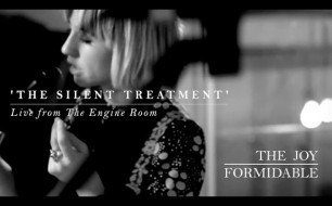 The Joy Formidable - Silent Treatment (Live @ The Engine Room)