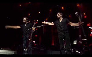 2CELLOS - Hurt (Live @ Arena Zagreb, 2012)