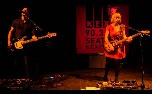 �������� ����������� ���� The Joy Formidable - The Ladder Is Ours (Live @ KEXP, 2013)