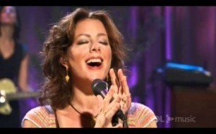 Sarah McLachlan - River (Live @ AOL Music Session)