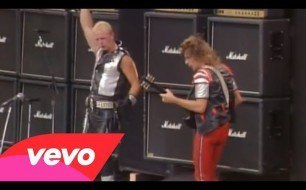 Judas Priest - Screaming For Vengeance (Live)