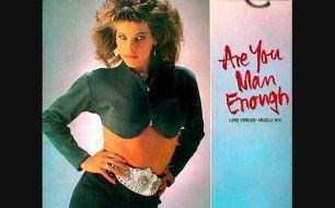 C.C.CATCH - Are You Man Enough (Long Version Muscle Mix)