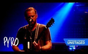 Kings Of Leon - Pyro (Live @ Amex Unstaged, 2013)