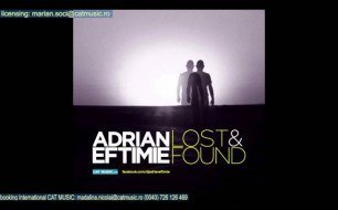 �������� ����������� ���� Adrian Eftimie - Lost And Found (Radio Edit)