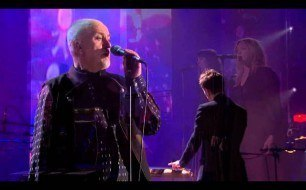Peter Gabriel - The Drop (ft. New Blood Orchestra) (Live @ London)