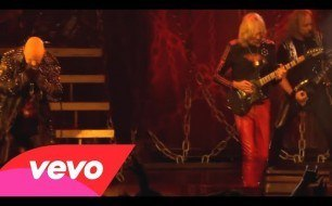 Judas Priest - Turbo Lover (Live)