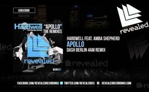 Смотреть музыкальный клип Hardwell - Apollo (Feat. Amba Shepherd) (Dash Berlin 4am Remix)