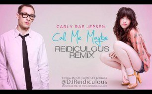Carly Rae Jepsen - Call Me Maybe (Remix)