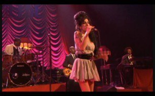 �������� ����������� ���� Amy Winehouse - Me & Mr. Jones (live)