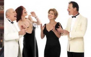 The Manhattan Transfer - 10 Minutes Till The Savages Come