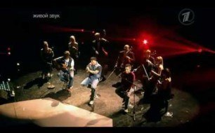 ������� ������ - Shape Of My Heart (live)