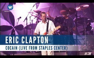 Eric Clapton - Cocaine (Live @ Staples Center)