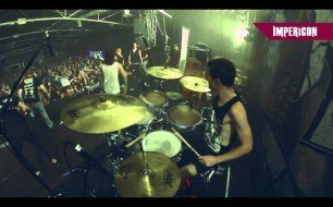 Blessthefall - The Reign (Live @ Impericon, 2012)