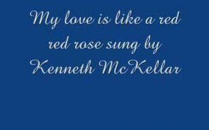 �������� ����������� ���� Celtic Thunder - My Love Is Like A Red Red Rose