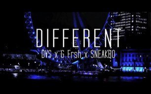 Sneakbo - Different (feat. DVS & G Frsh)