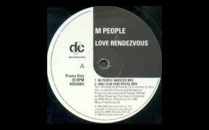 M People - Love Rendezvous (Master Mix)