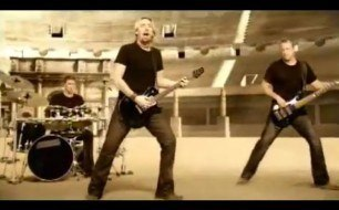�������� ����������� ���� Nickelback - Gotta Be Somebody [OFFICIAL VIDEO]