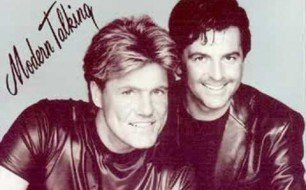 �������� ����������� ���� Modern Talking - Diamonds Never Made A Lady